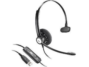 PLANTRONICS Entera USB Single Ear Headset