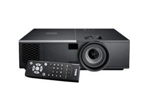 Dell - 4350 - Dell 4350 3D Ready DLP Projector - 1080p - HDTV - 16:9 - Rear, Front, Ceiling - 260 W - 3000 Hour Normal