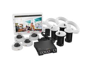Axis Communication - 0779-004 - AXIS F34 Surveillance System