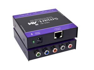 Smart AVI - HDX-AVS - Component Video/Audio Point-to-Point CAT5 Extender Kit 1080p/1920x1200