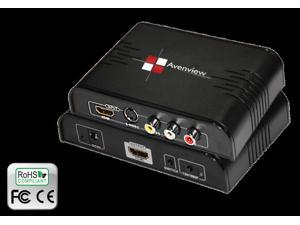 Avenview - C-CVID-HDM - CVSB/ S-video/ HDMI to HDMI Scaler with 720p and 1080p Switching