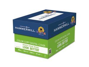 Hammermill - 120024 - Copier Digital Cover Stock, 100 lbs., 8 1/2 x 11, Photo White, 1500 Sheets