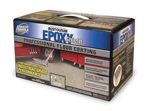 Rust-Oleum - 238467 - Floor Coating Kit, 2 gal, Dark Gray