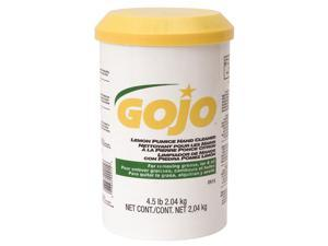 Gojo - 0915-06 - 4-1/2lb Hand Cleaner W/pumice Creme-type, Ea