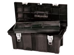 Rubbermaid - 780400 BLA - Rubbermaid Jumbo Tool Box, Ea