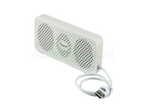 Portable USB 2.0 Speaker  47cm length USB cable wired speaker for laptop and PC , digital stereo shocking speaker