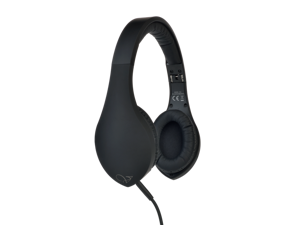Velodyne vLeve On-Ear Headphone - Black