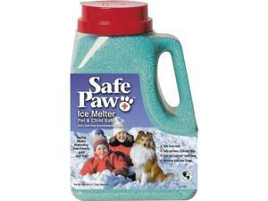 Safe Paw Non-Toxic Ice Melter - Pet and Children Safe - 8-Pounds