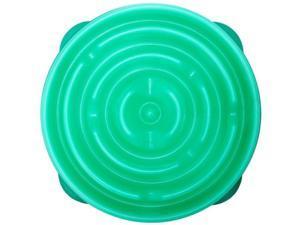 Kyjen Dog Games 2870 Slo-Bowl Slow Feeder Drop, Caribbean Blue