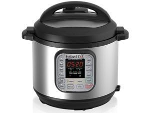 Instant Pot IP-DUO50 7-in-1 Programmable Latest 3rd Generation Technology Pressure Cooker, 5-Quart