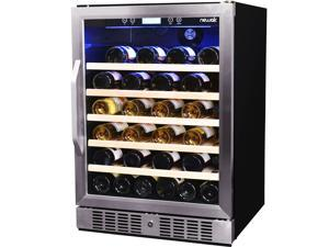 NewAir  AWR-520SB  52-Bottle  52 Bottle Compressor Wine Cooler  Stainless Steel & Black