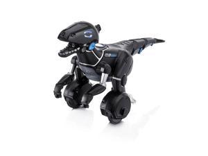 WowWee Miposaur Dinosaur Toy Robot with Remote Control Track Ball