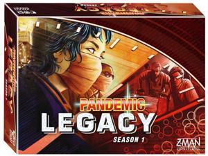 Pandemic: Legacy: Season 1 (Red edition)
