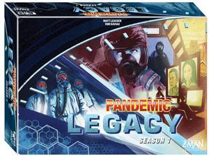 Pandemic: Legacy: Season 1 (Blue edition)