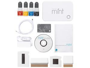 Silhouette Mint Stamp Kit & Ink Bottles