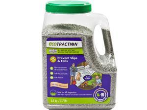 EcoTraction ET3RJ All-Natural Volcanic Mineral Ice Traction Granules, 7.7 Pound