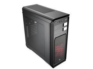 AeroCool EN55538 - Mid-Tower Gaming Case (Aero-800 Black)