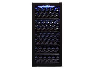 Whynter 124 Bottle Freestanding Wine Refrigerator