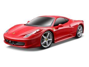 Maisto R/C 1:24 Scale Ferrari 458 Italia Radio Control Vehicle (Colors May Vary)