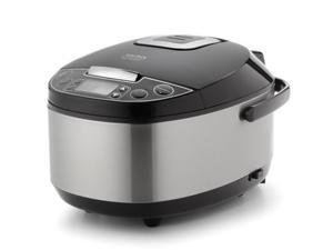 Aroma Professional 20-Cup (Cooked) Digital Egg-Shape Rice Cooker, Food Steamer and Slow Cooker