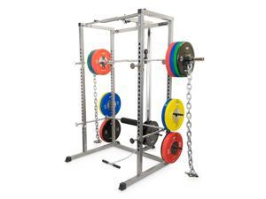 Valor Athletics BD-7 Power Rack with Lat Pull
