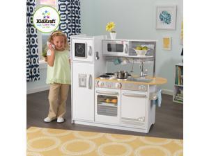 KidKraft 53364 Uptown Kitchen Toy, White
