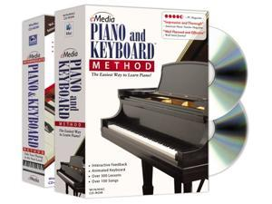 eMedia Piano & Keyboard Deluxe