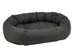 Bowsers 13733 - Donut Bed, Prov-cotton - XX-Large - Hemp Ironstone