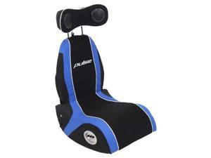 LumiSource BM-PULSE-BT BoomChair Pulse BT - Black/Blue
