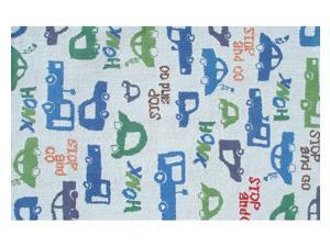 Model# 11790B&#59; Brand: The Rug Market&#59; Collection: Kids&#59; Style: Honk&#59; Color: Blue/Green/White&#59; Product UPC: 767843307344