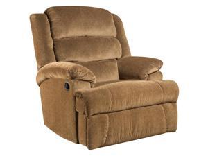 Flash Furniture AM-9960-7920-GG Big and Tall 350 lb. Capacity Aynsley Amber Microfiber Recliner