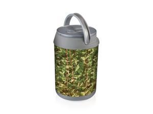 Picnic Time 691-00-804 - Insulated Mini Can Cooler - 6 Can - Camouflage Can
