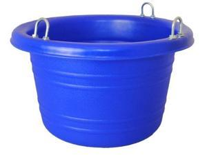 Horsemen S Pride Mini Feed Tub Blue 18 Quart - 011