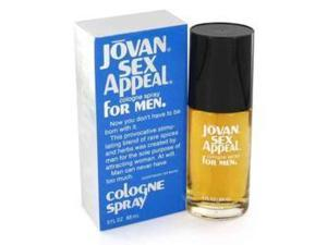 Sex Appeal Cologne By Jovan For Men Cologne Spray 3 oz