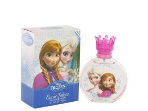 Disney Frozen By Disney 3.4 oz Eau De Toilette Spray for Women