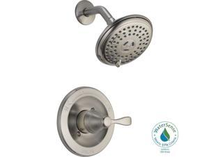 Delta Porter 1-Handle Shower Faucet in Brushed Nickel