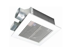 Panasonic Quiet 80 or 110 CFM Ceiling Low Profile Dual Speed Bath Fan