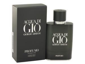 Acqua Di Gio Profumo by Giorgio Armani 2.5 oz Eau De Parfum Spray for Men