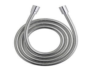 Waterpik HOS-396M 1/2 in. Extra Long Universal Replacement Hose in Chrome