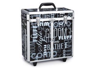 Top Performance TP2400-17 Grooming Tool Case w/ Wheels