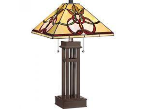 Quoizel TF1913TRS Tiffany Table Lamp