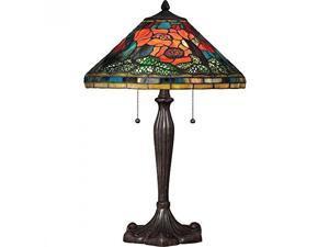 Quoizel TF1850TIB Tiffany Table Lamp