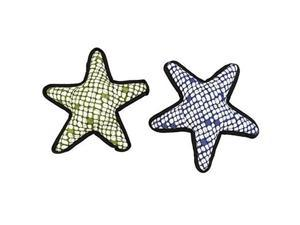 Ethical Dog BEYOND TOUGH STARFISH DOG TOY ASSORTED 12 INCH
