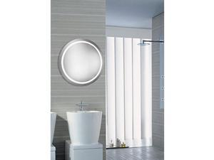 Elegant Lighting LED Electric Mirror Round D30in Dimmable 5000K-MRE-6005