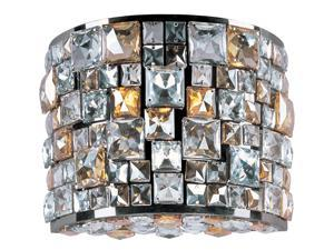 Maxim Fifth Avenue 3-Light Wall Sconce Luster Bronze