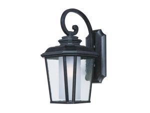 Maxim Radcliffe EE 1-Light Medium Outdoor Wall Black Oxide