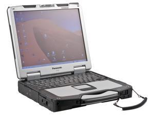 "Panasonic Toughbook CF-30- Intel Core Duo 1.66GHz - 2GB RAM - 160GB Storage - 13.3"" Touchscreen Display - Windows XP Pro"