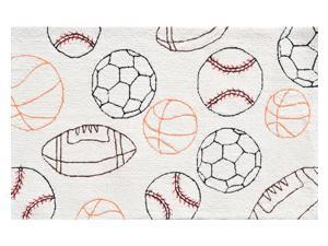 BALLS Size 4.7X7.7 Ft.