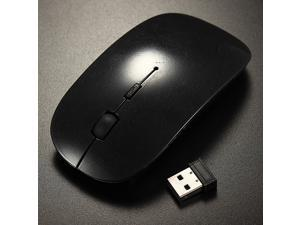 2.4GHZ Wireless USB Optical Ultra Thin Slim Mouse Mice for Computer PC Mac Laptop 7Color
