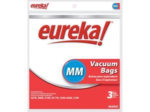 Eureka Mighty Mite MM Canister Vacuum Bags (3pk) Part# 60295C